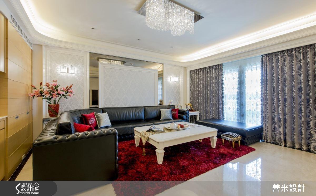 60坪新成屋(5年以下)_現代風案例圖片_善米設計有限公司_善米_14之2