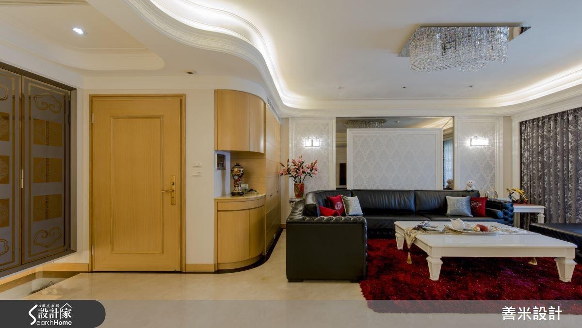 60坪新成屋(5年以下)_現代風案例圖片_善米設計有限公司_善米_14之4