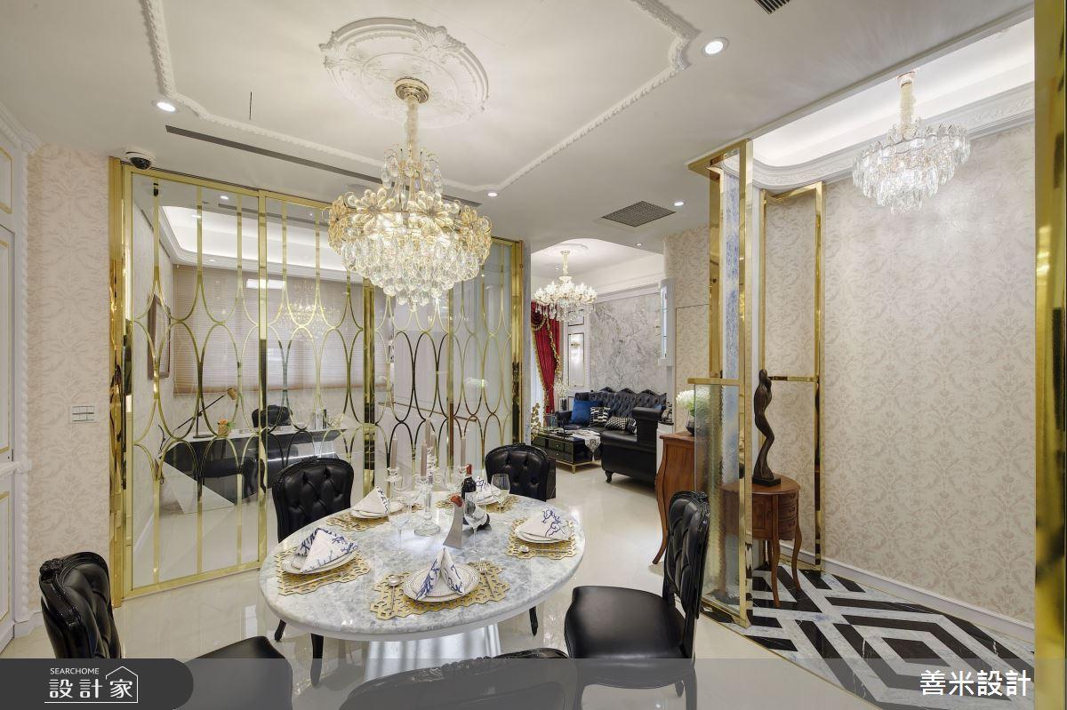 30坪中古屋(5~15年)_古典風餐廳案例圖片_善米設計有限公司_善米_18之4