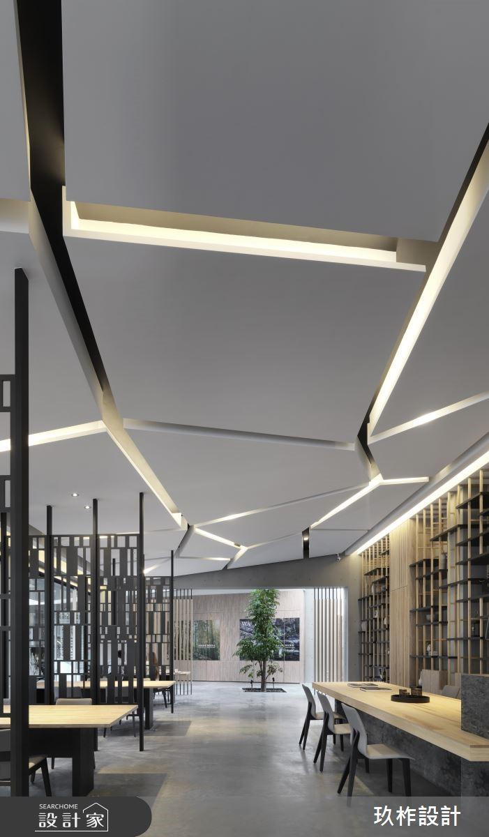 80坪新成屋(5年以下)_現代風商業空間案例圖片_玖柞設計_玖柞_01之3