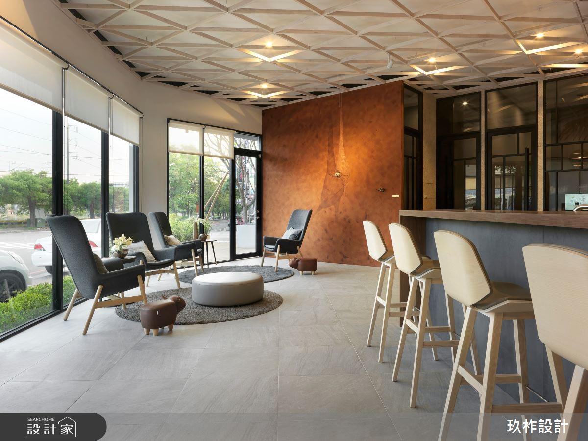 118坪預售屋_現代風商業空間案例圖片_玖柞設計_玖柞_06之4
