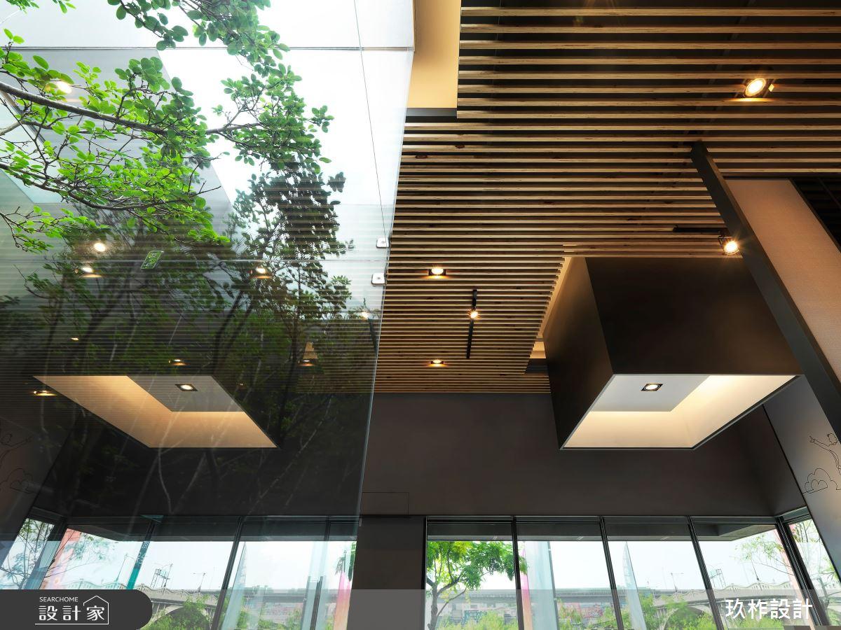 50坪_現代風商業空間案例圖片_玖柞設計_玖柞_11之4