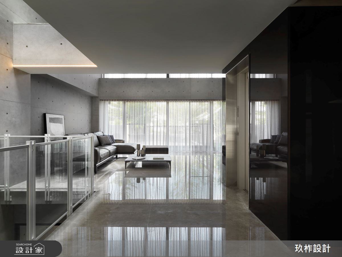 145坪新成屋(5年以下)_簡約風案例圖片_玖柞設計_玖柞_14之2