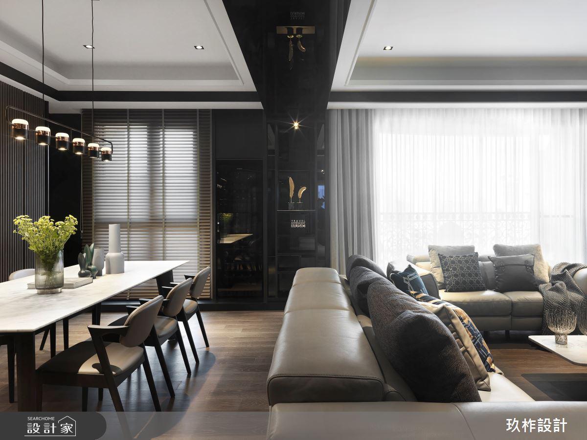 50坪新成屋(5年以下)_現代風案例圖片_玖柞設計_玖柞_16之2