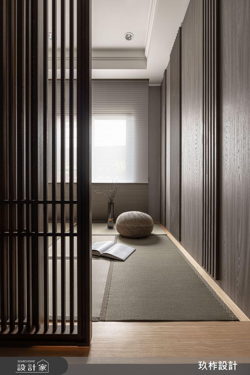 67坪老屋(16~30年)_現代風臥室和室案例圖片_玖柞設計_玖柞_29之13