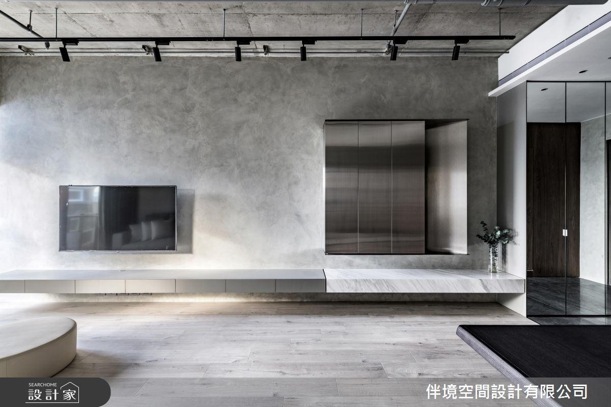 28坪新成屋(5年以下)_混搭風案例圖片_伴境空間設計有限公司_伴境_02之2