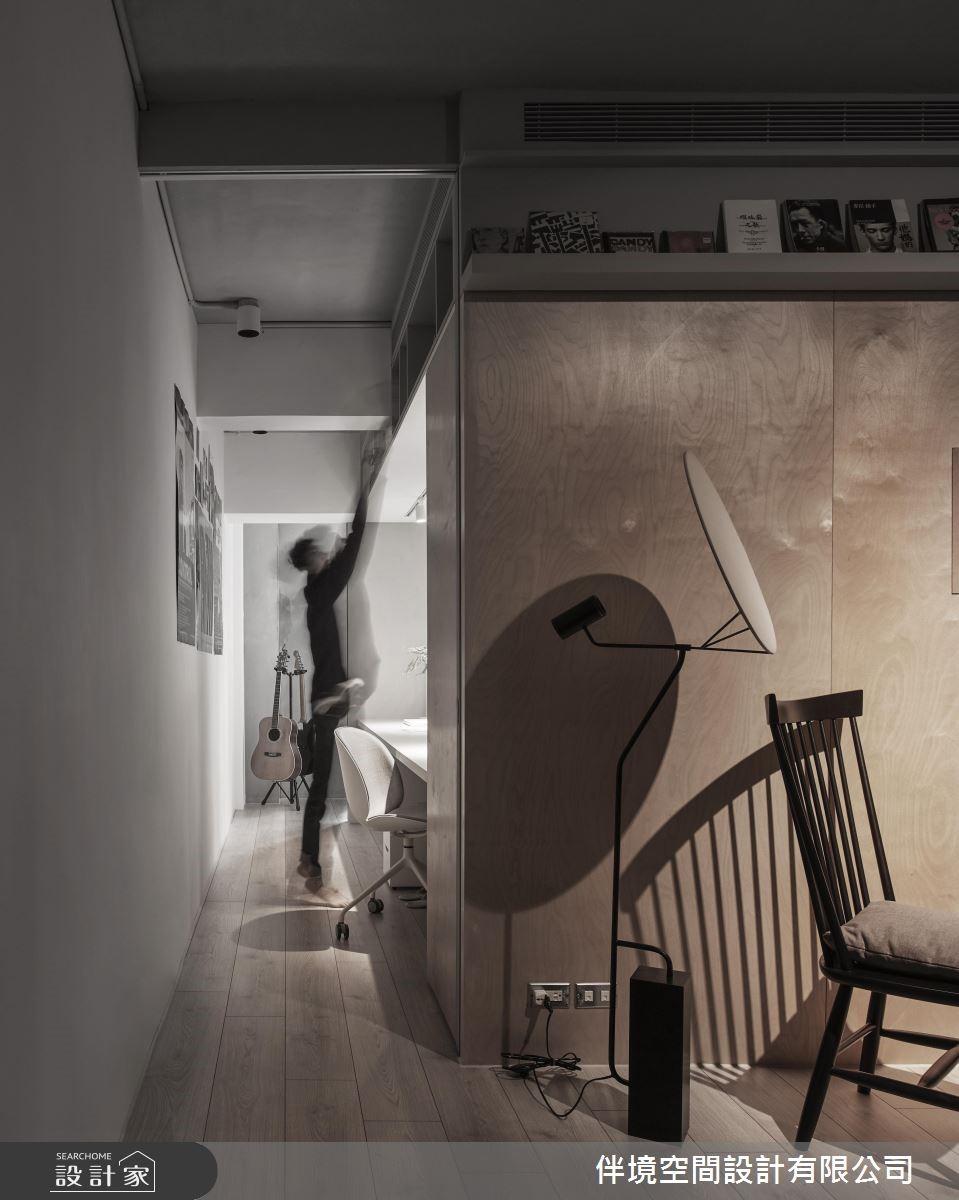 20坪老屋(16~30年)_混搭風案例圖片_伴境空間設計有限公司_伴境_03之2