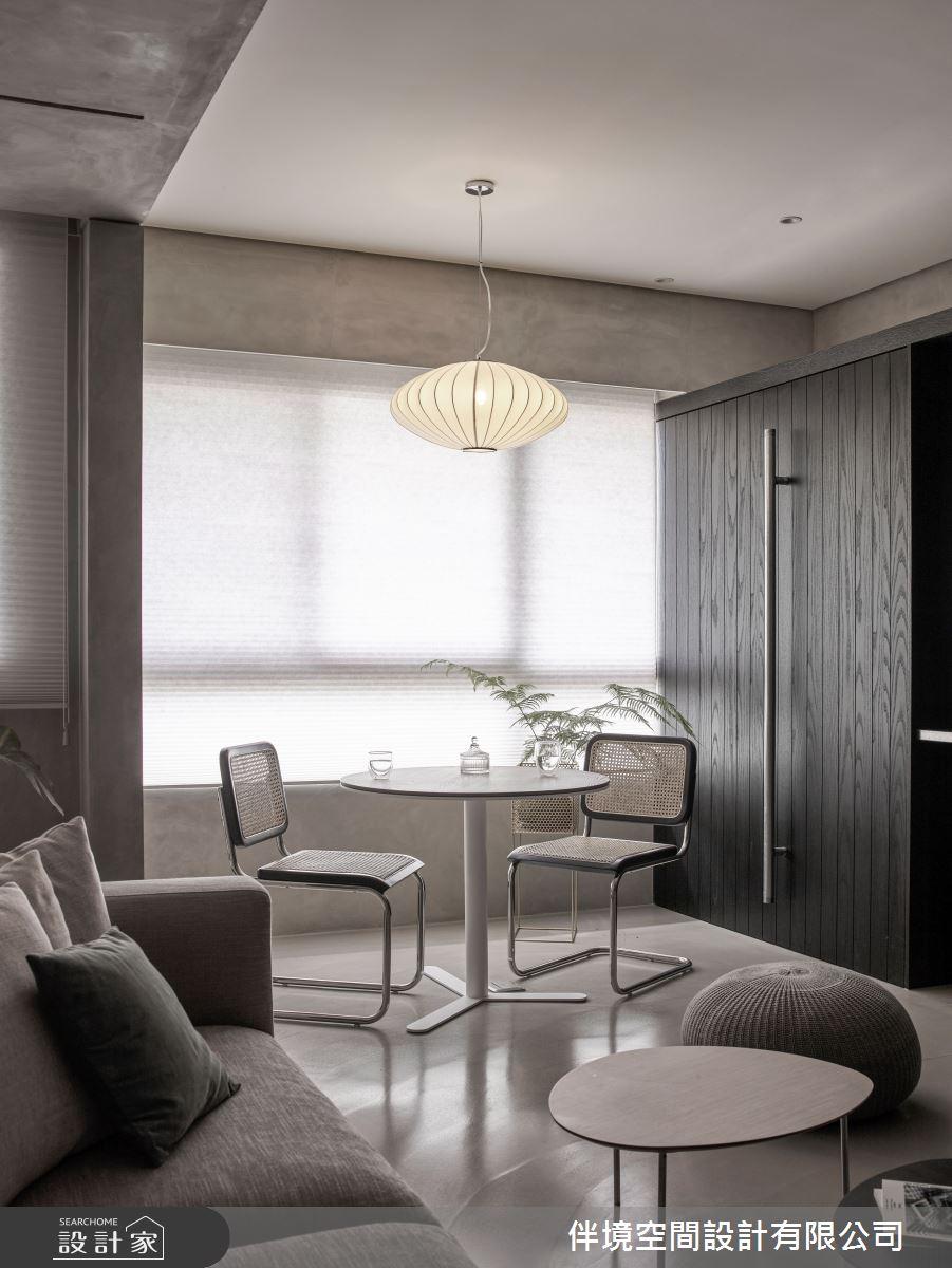 20坪新成屋(5年以下)_混搭風餐廳案例圖片_伴境空間設計有限公司_伴境_06之5