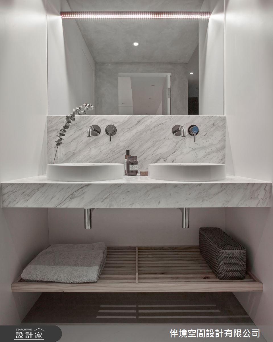20坪新成屋(5年以下)_混搭風浴室案例圖片_伴境空間設計有限公司_伴境_06之9