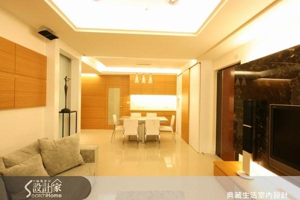35坪新成屋(5年以下)_休閒風案例圖片_典藏生活室內設計_典藏_06之3