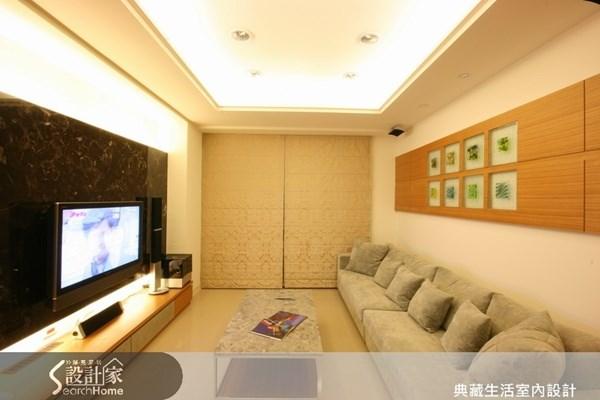 35坪新成屋(5年以下)_休閒風案例圖片_典藏生活室內設計_典藏_06之2