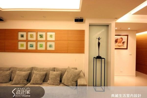 35坪新成屋(5年以下)_休閒風案例圖片_典藏生活室內設計_典藏_06之1
