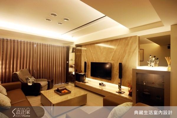 30坪新成屋(5年以下)_現代風案例圖片_典藏生活室內設計_典藏_07之1