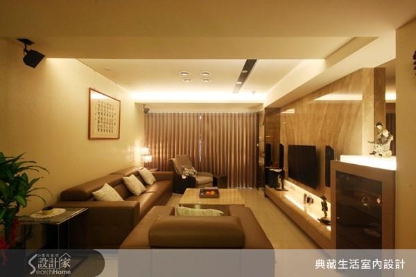30坪新成屋(5年以下)_現代風案例圖片_典藏生活室內設計_典藏_07之2