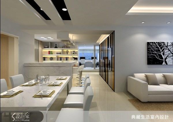 35坪新成屋(5年以下)_休閒風案例圖片_典藏生活室內設計_典藏_10之3