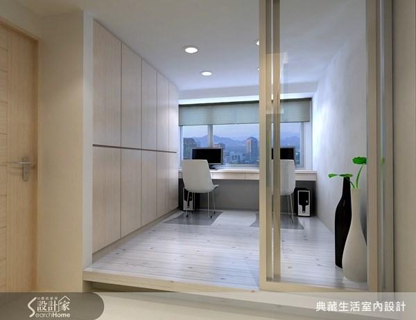 35坪新成屋(5年以下)_休閒風案例圖片_典藏生活室內設計_典藏_10之5