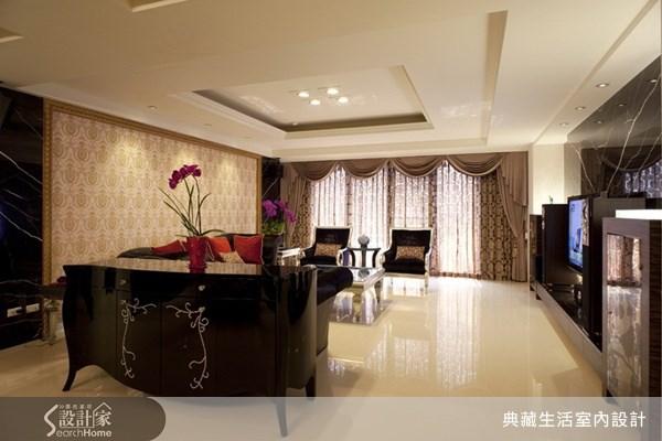 80坪新成屋(5年以下)_新古典案例圖片_典藏生活室內設計_典藏_12之4