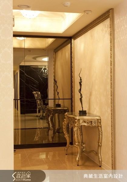 80坪新成屋(5年以下)_新古典案例圖片_典藏生活室內設計_典藏_12之2
