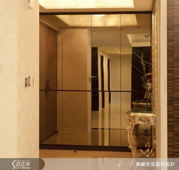 80坪新成屋(5年以下)_新古典案例圖片_典藏生活室內設計_典藏_12之3
