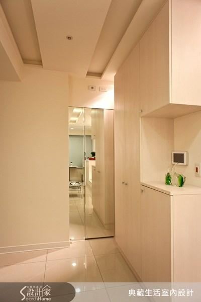 12坪新成屋(5年以下)_北歐風案例圖片_典藏生活室內設計_典藏_13之3