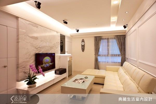 25坪新成屋(5年以下)_美式風案例圖片_典藏生活室內設計_典藏_14之4