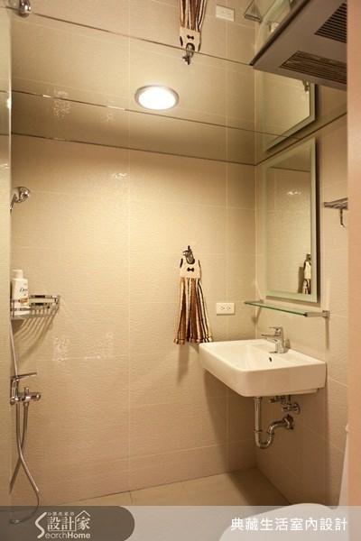 25坪新成屋(5年以下)_美式風案例圖片_典藏生活室內設計_典藏_14之30