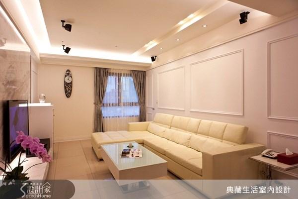 25坪新成屋(5年以下)_美式風案例圖片_典藏生活室內設計_典藏_14之3