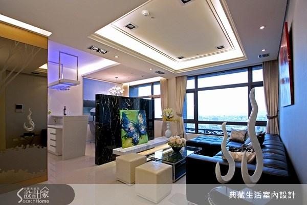 40坪_現代風案例圖片_典藏生活室內設計_典藏_15之1