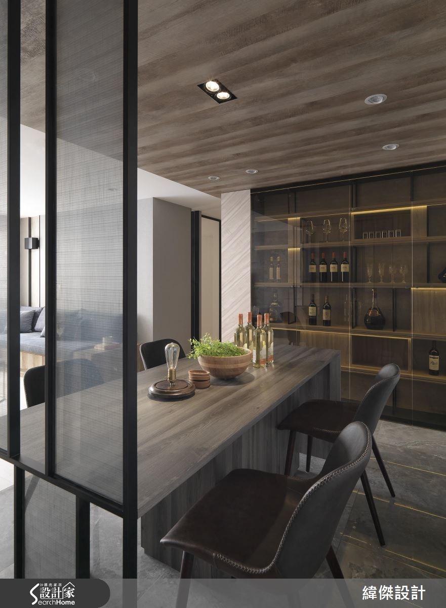 28坪老屋(16~30年)_現代風餐廳案例圖片_緯傑設計_緯傑_06之2
