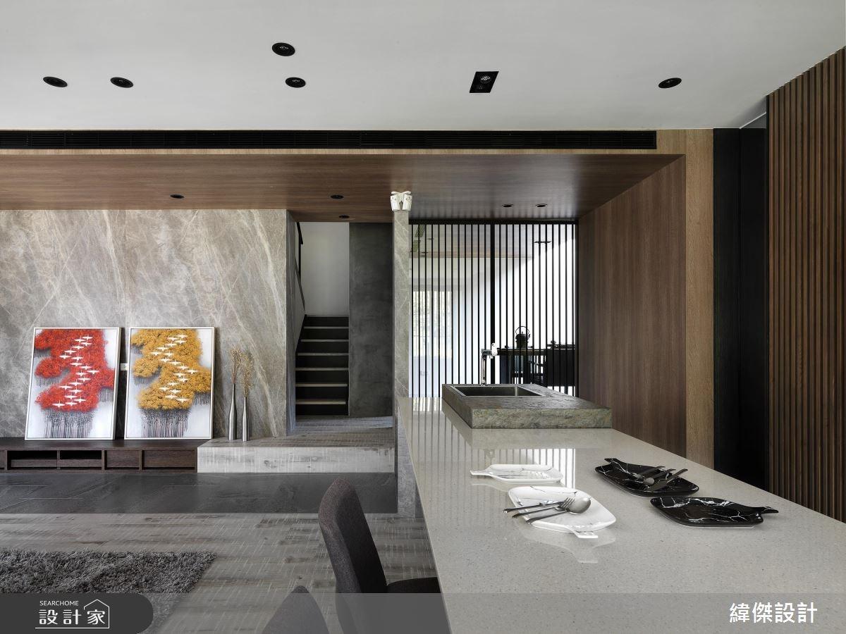 101坪老屋(16~30年)_休閒風餐廳案例圖片_緯傑設計_緯傑_11之6