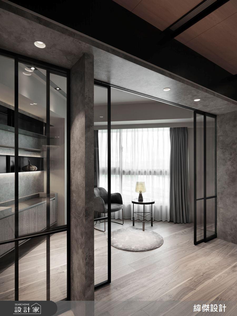 50坪新成屋(5年以下)_現代風案例圖片_緯傑設計_緯傑_14之4