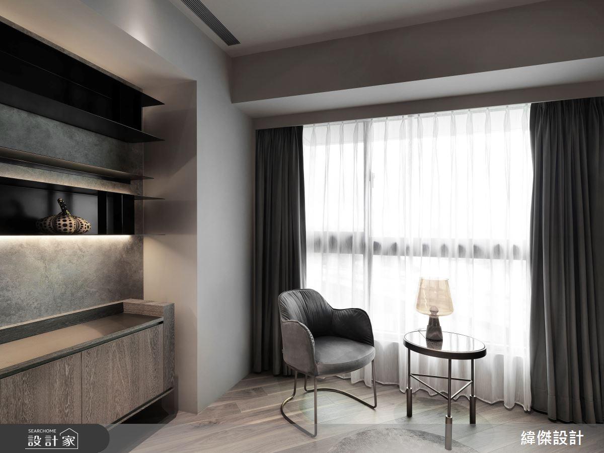 50坪新成屋(5年以下)_現代風案例圖片_緯傑設計_緯傑_14之5
