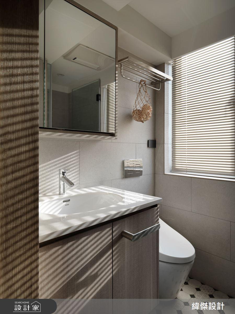 36坪老屋(16~30年)_休閒風浴室案例圖片_緯傑設計_緯傑_17之25
