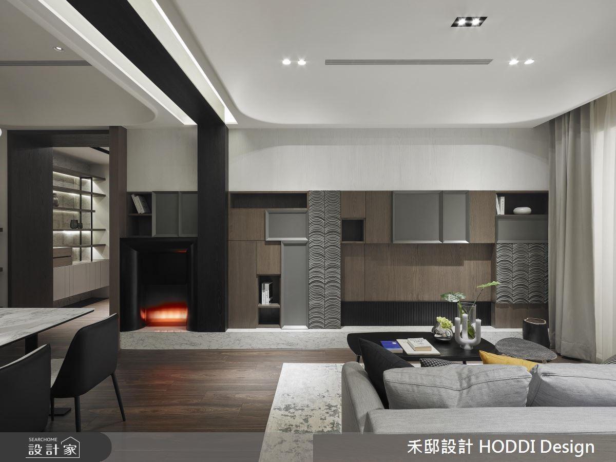 30坪預售屋_現代風案例圖片_禾邸設計 HODDI Design_禾邸_01之3