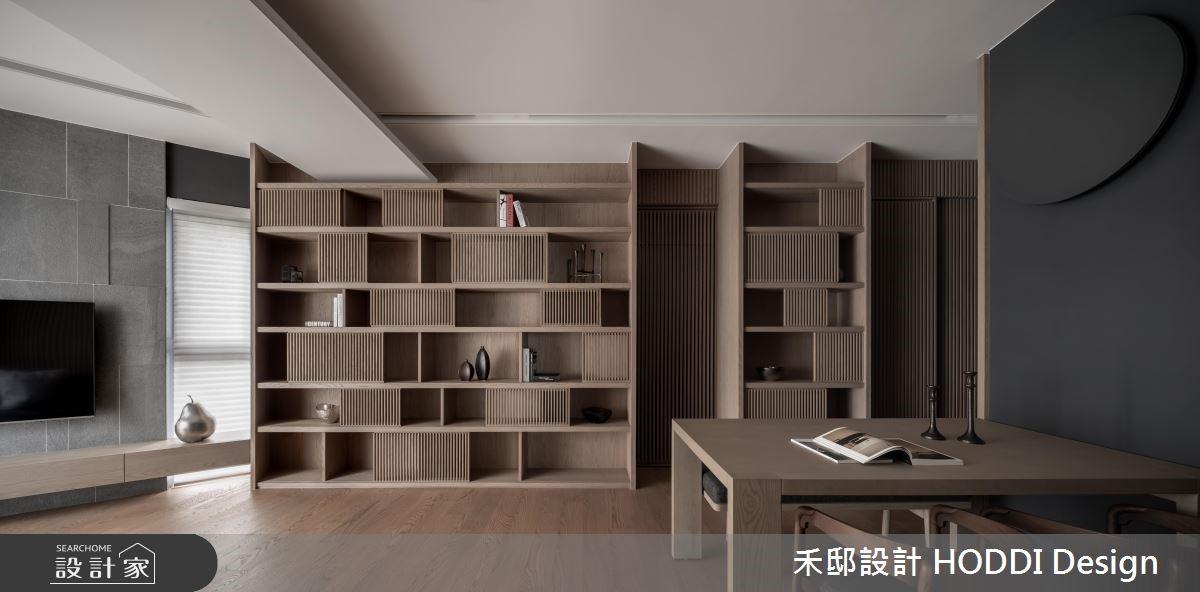 20坪新成屋(5年以下)_現代風餐廳案例圖片_禾邸設計 HODDI Design_禾邸_02之4