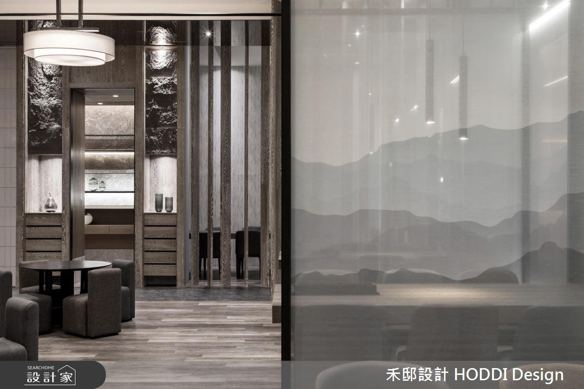 120坪新成屋(5年以下)_新中式風商業空間案例圖片_禾邸設計 HODDI Design_禾邸_03之4