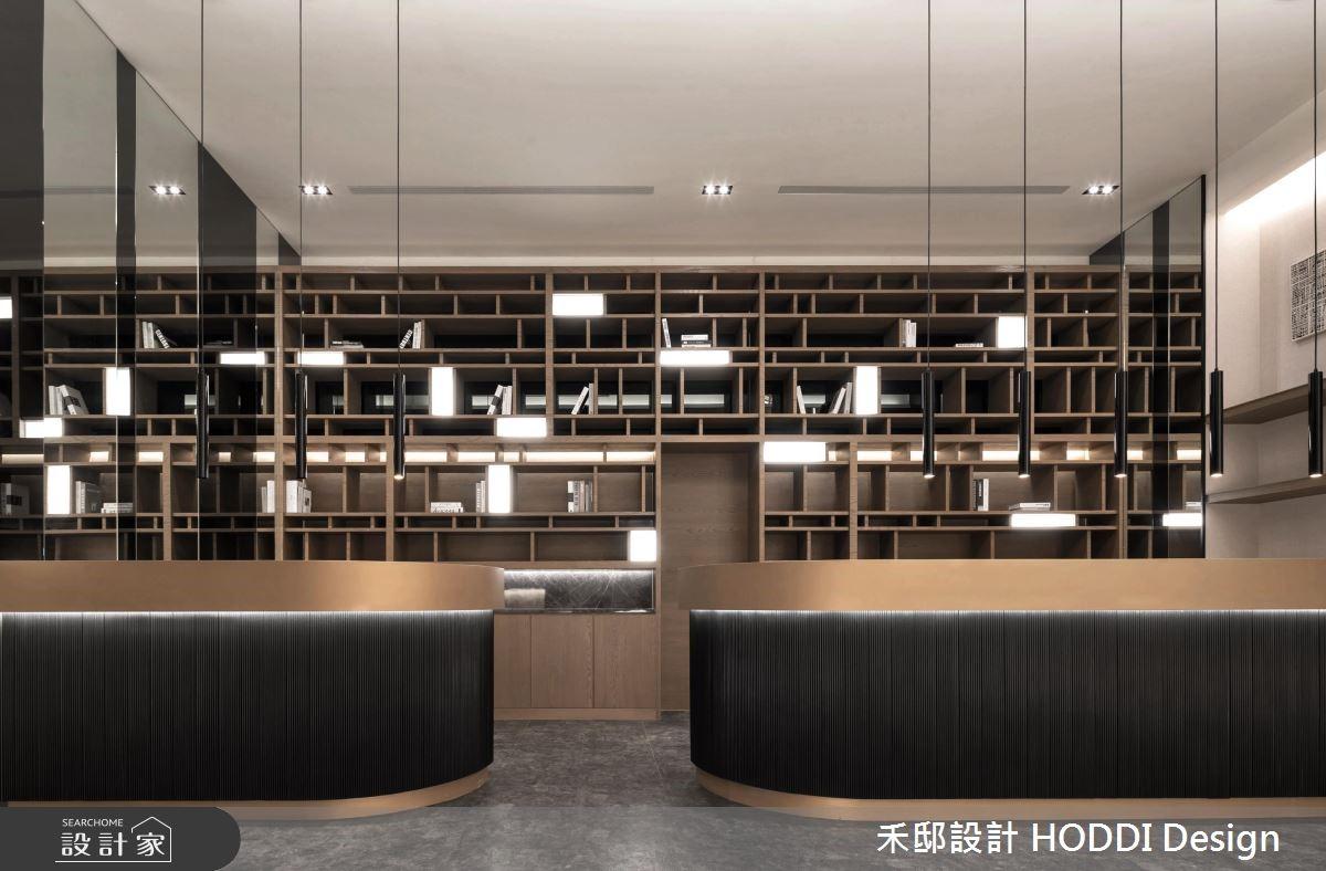 120坪新成屋(5年以下)_新中式風商業空間案例圖片_禾邸設計 HODDI Design_禾邸_03之2