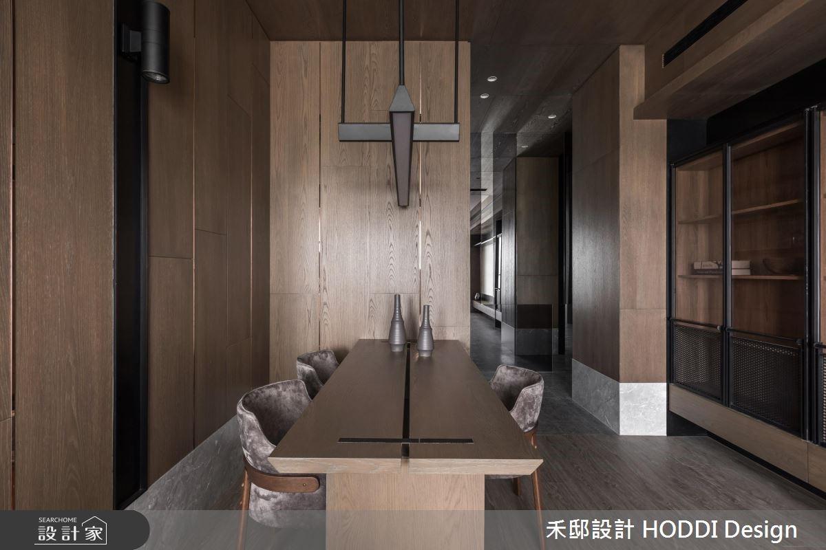 30坪新成屋(5年以下)_奢華風餐廳案例圖片_禾邸設計 HODDI Design_禾邸_04之4