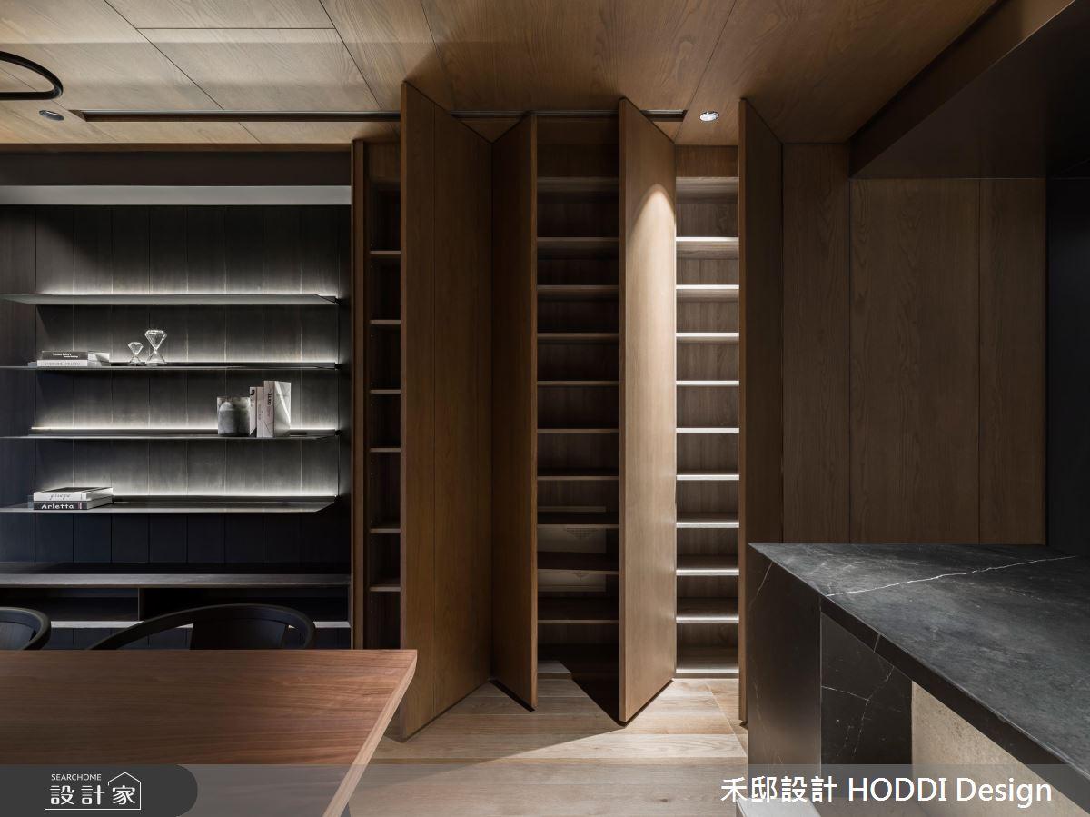 35坪新成屋(5年以下)_現代風餐廳案例圖片_禾邸設計 HODDI Design_禾邸_06之2