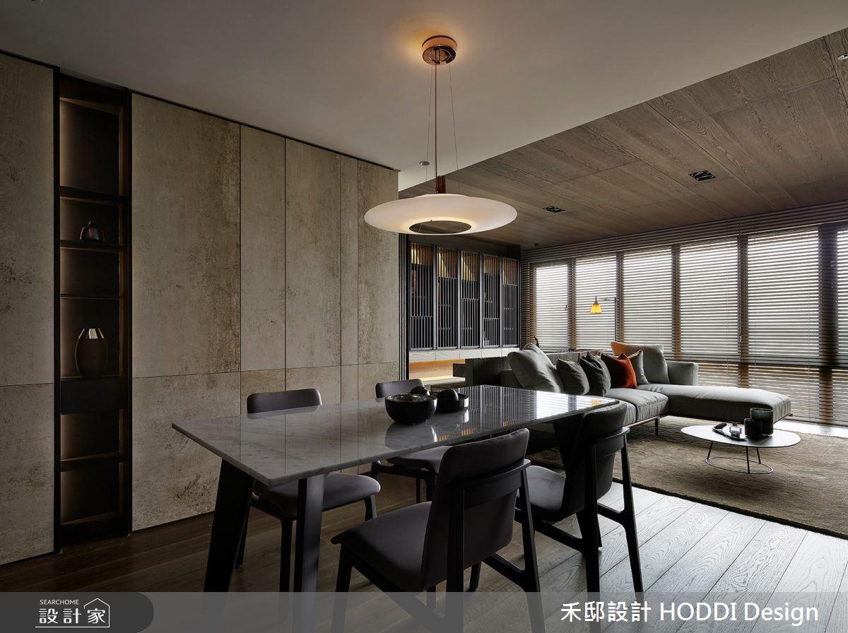 40坪新成屋(5年以下)_現代風餐廳案例圖片_禾邸設計 HODDI Design_禾邸_07之3