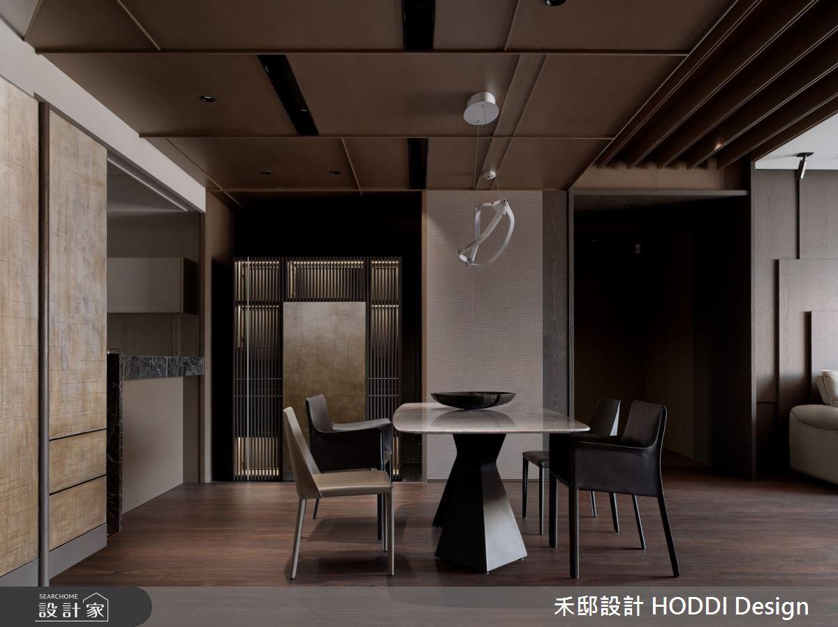 65坪新成屋(5年以下)_現代風餐廳案例圖片_禾邸設計 HODDI Design_禾邸_11之6