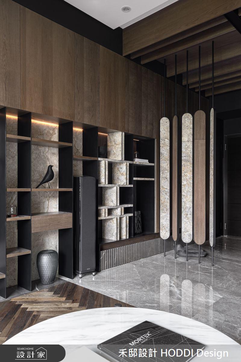 40坪新成屋(5年以下)_混搭風案例圖片_禾邸設計 HODDI Design_禾邸_13之4