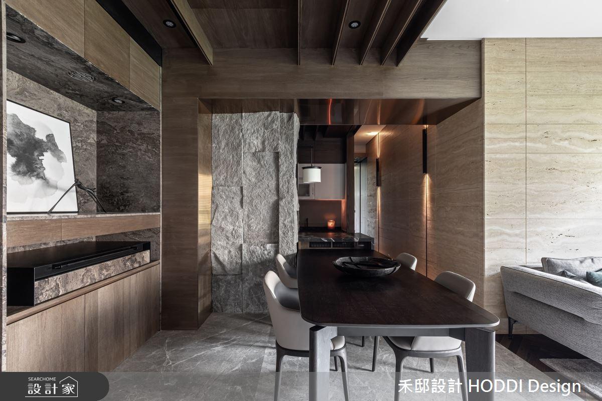 40坪新成屋(5年以下)_混搭風餐廳案例圖片_禾邸設計 HODDI Design_禾邸_13之6