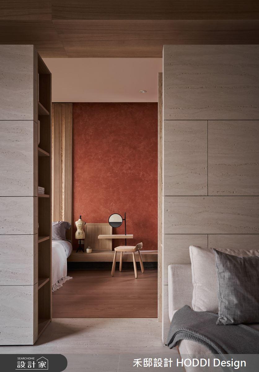 18坪預售屋_現代風客廳臥室案例圖片_禾邸設計 HODDI Design_禾邸_17之4
