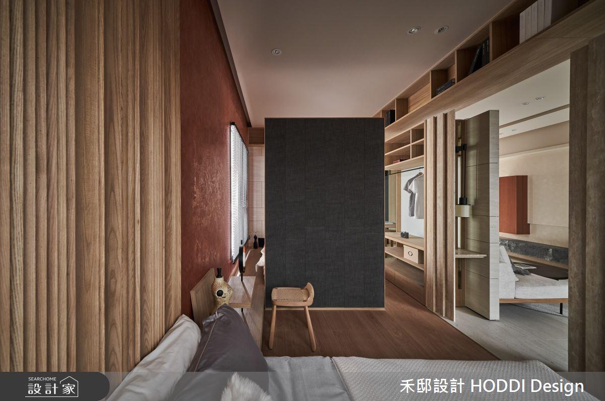 18坪預售屋_現代風臥室案例圖片_禾邸設計 HODDI Design_禾邸_17之9