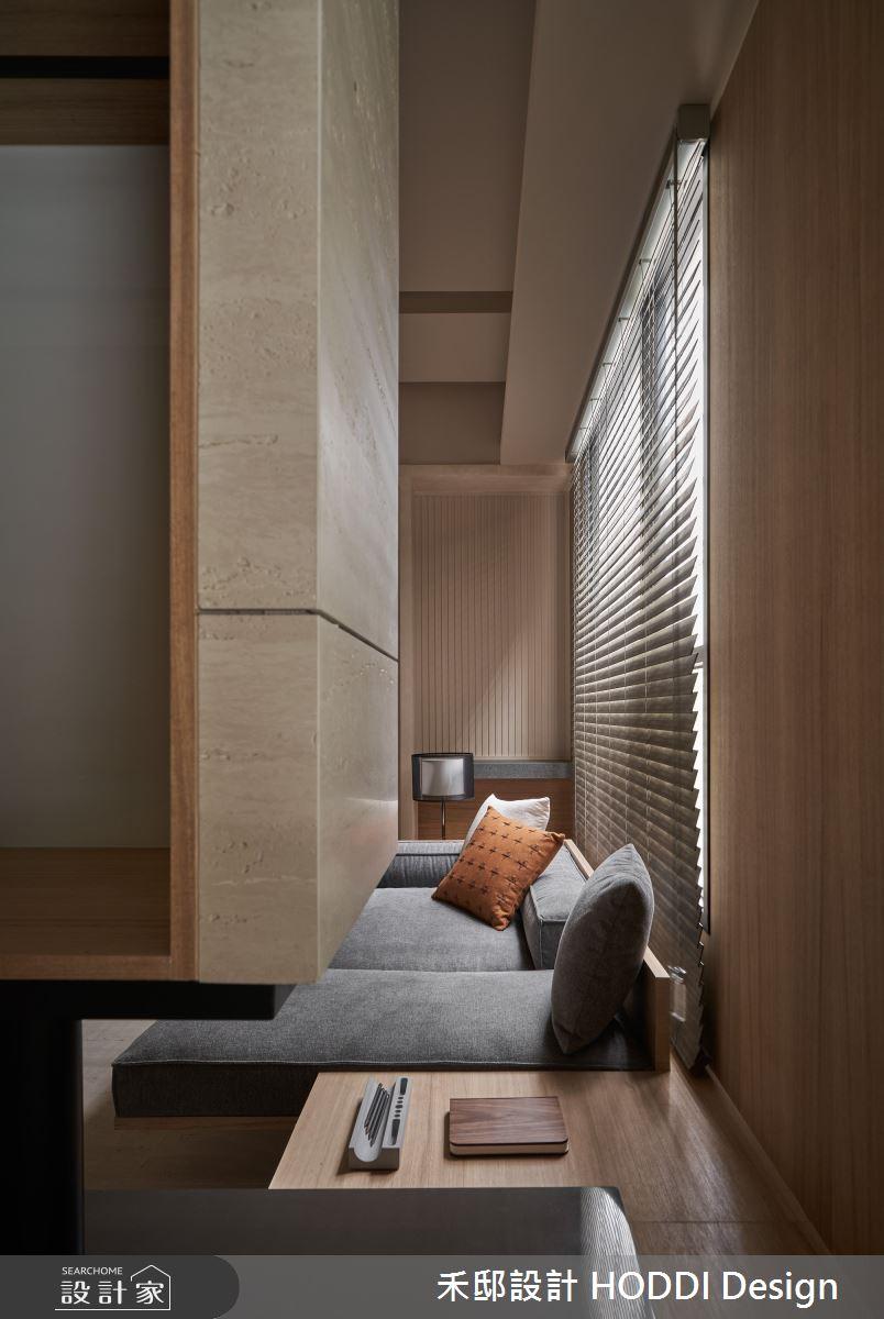 18坪預售屋_現代風客廳案例圖片_禾邸設計 HODDI Design_禾邸_17之10