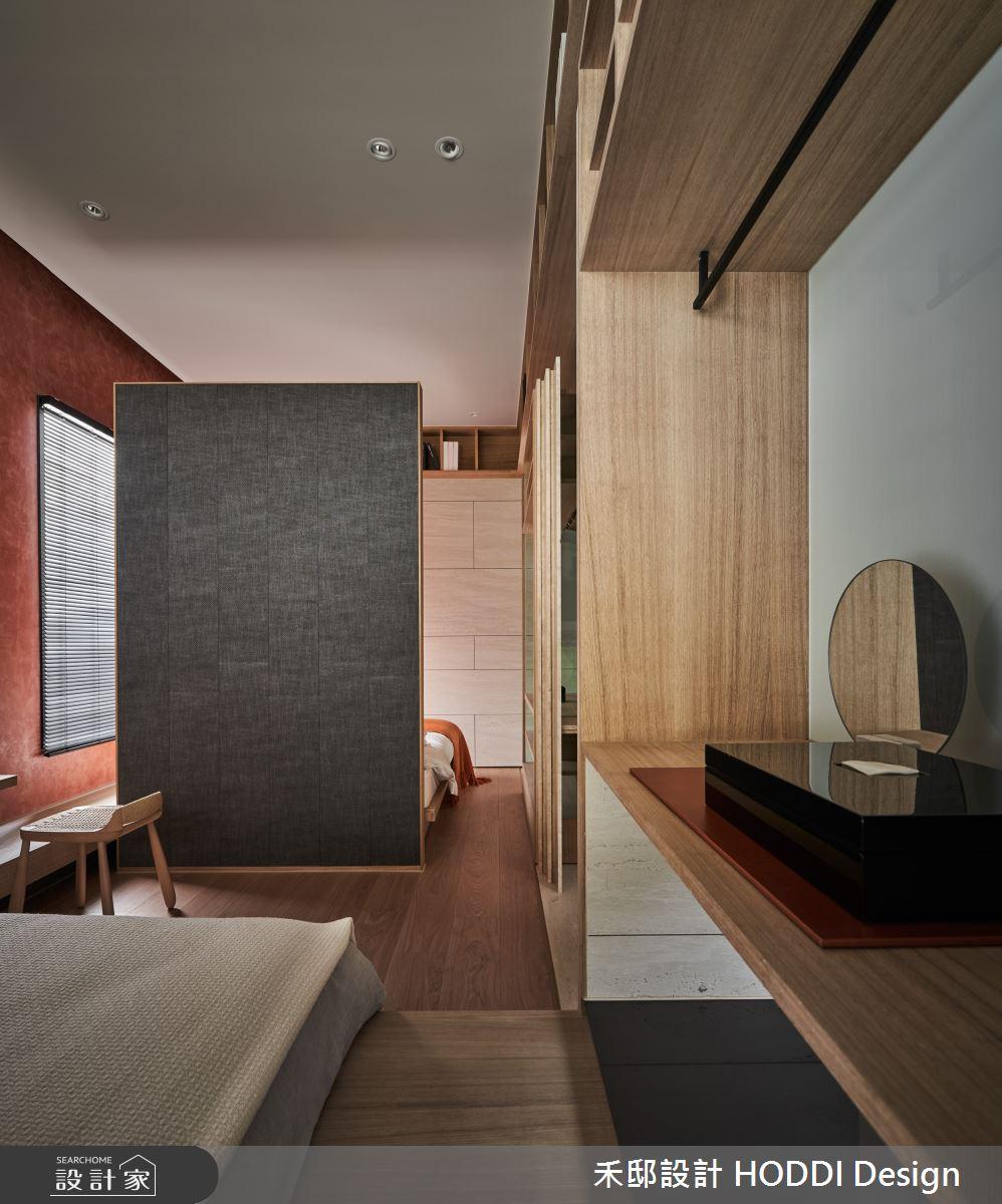 18坪預售屋_現代風臥室案例圖片_禾邸設計 HODDI Design_禾邸_17之11