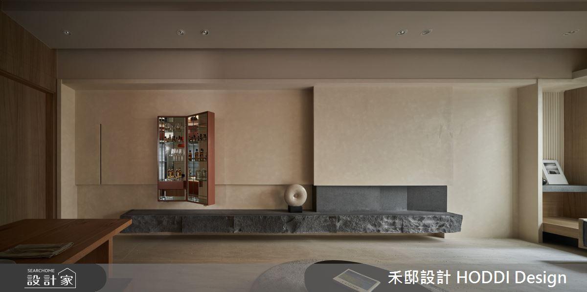 18坪預售屋_現代風客廳案例圖片_禾邸設計 HODDI Design_禾邸_17之13