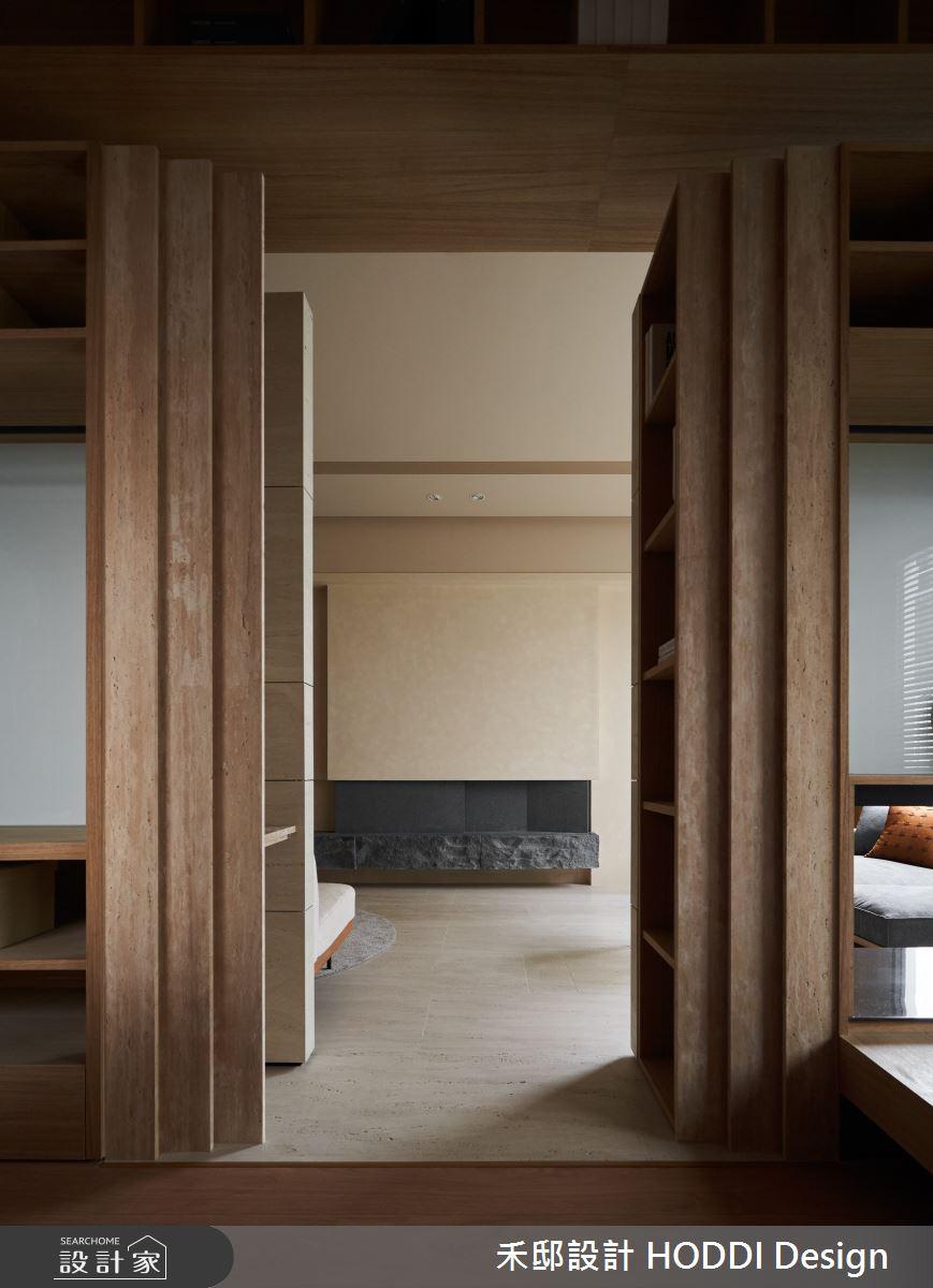 18坪預售屋_現代風客廳案例圖片_禾邸設計 HODDI Design_禾邸_17之14