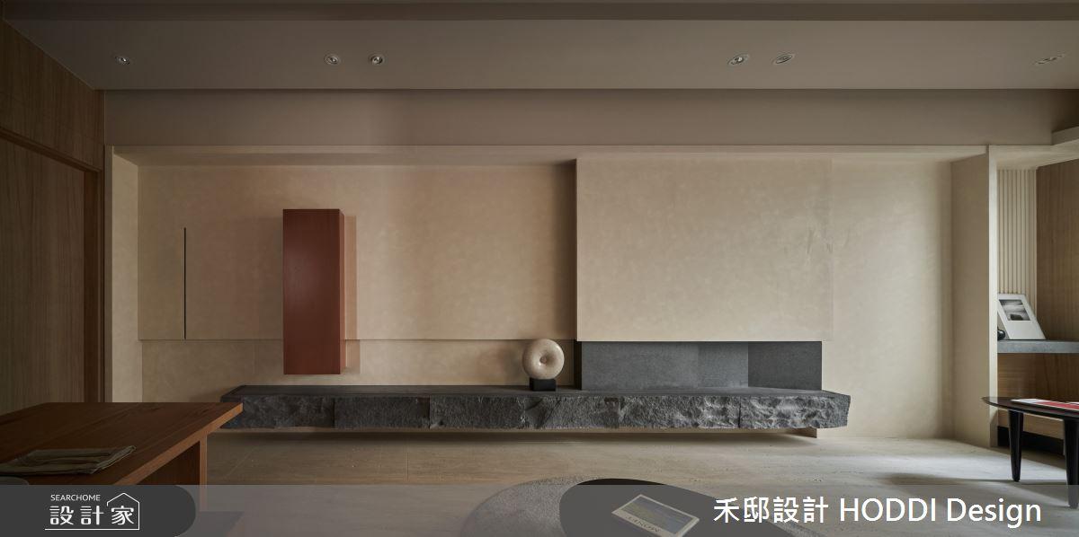 18坪預售屋_現代風客廳案例圖片_禾邸設計 HODDI Design_禾邸_17之15